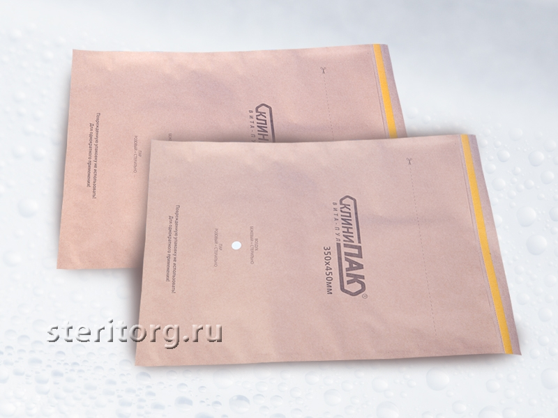 Пакеты Бумажные Клинипак Инструкция img-1